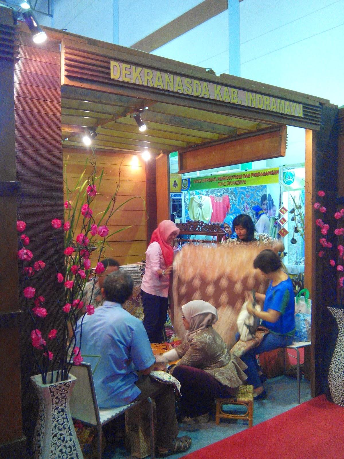 Kerajinan Batik Paoman Indramayu