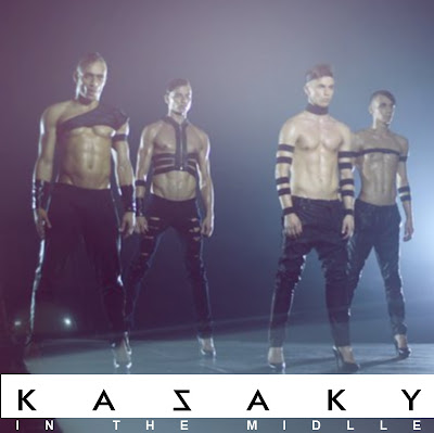 Kazaky - In The Middle Lyrics