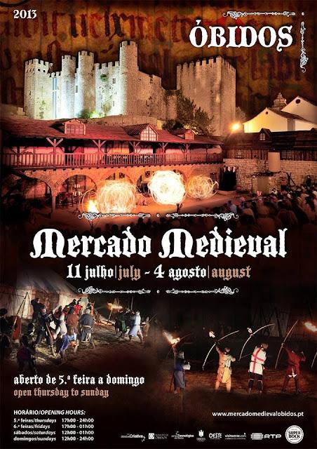 Mercado Medieval de Óbidos - 2013