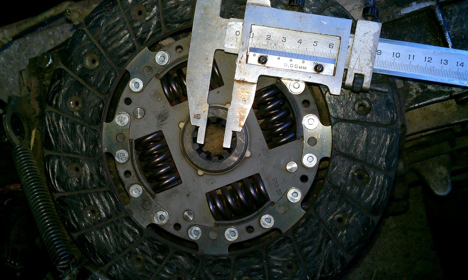 Самостоятельная замена сцепления Nissan Almera N16 17