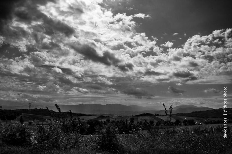 Umbria sky