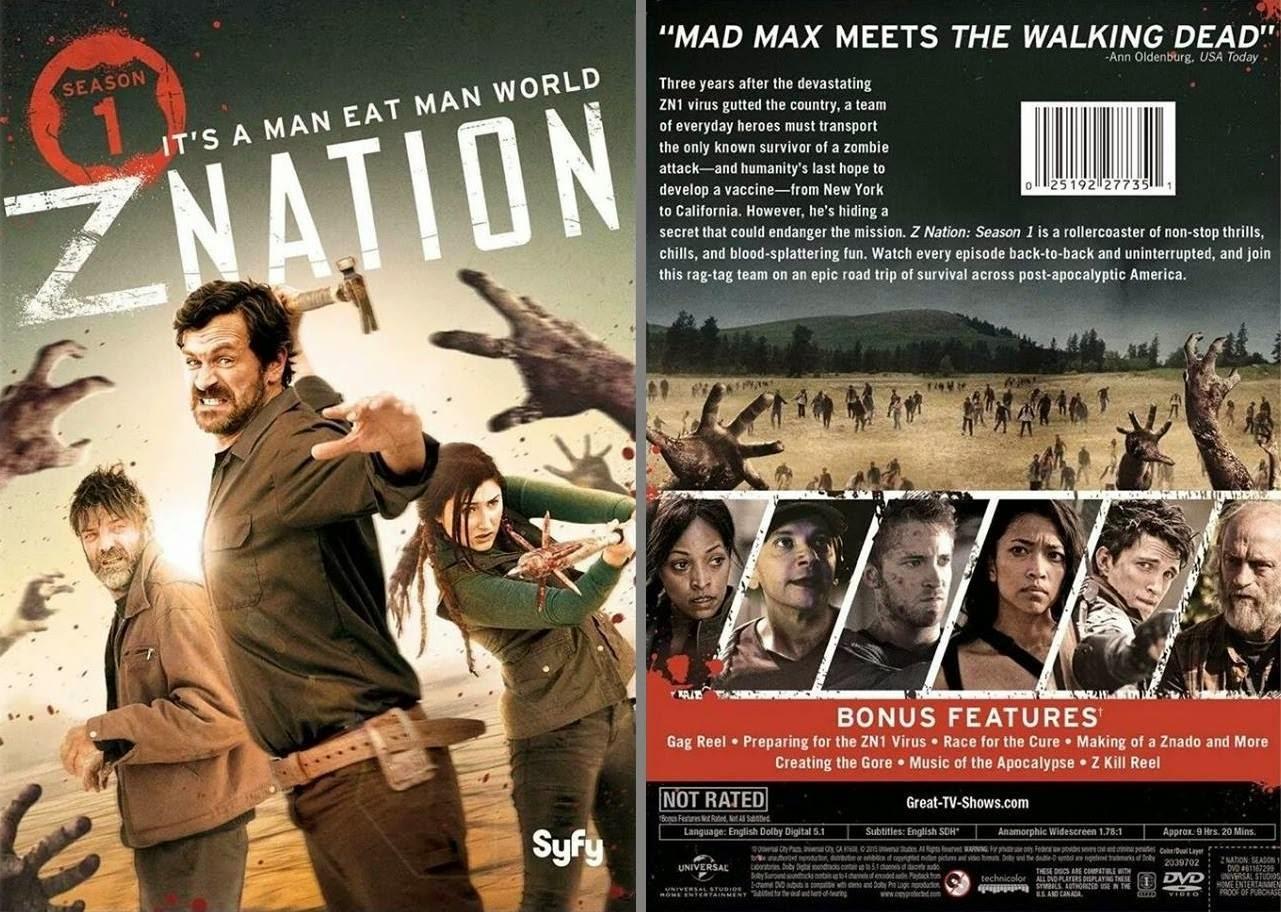 Z Nation 1