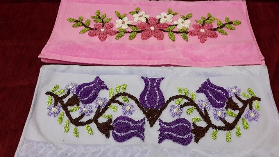 panç havlu işlemesi