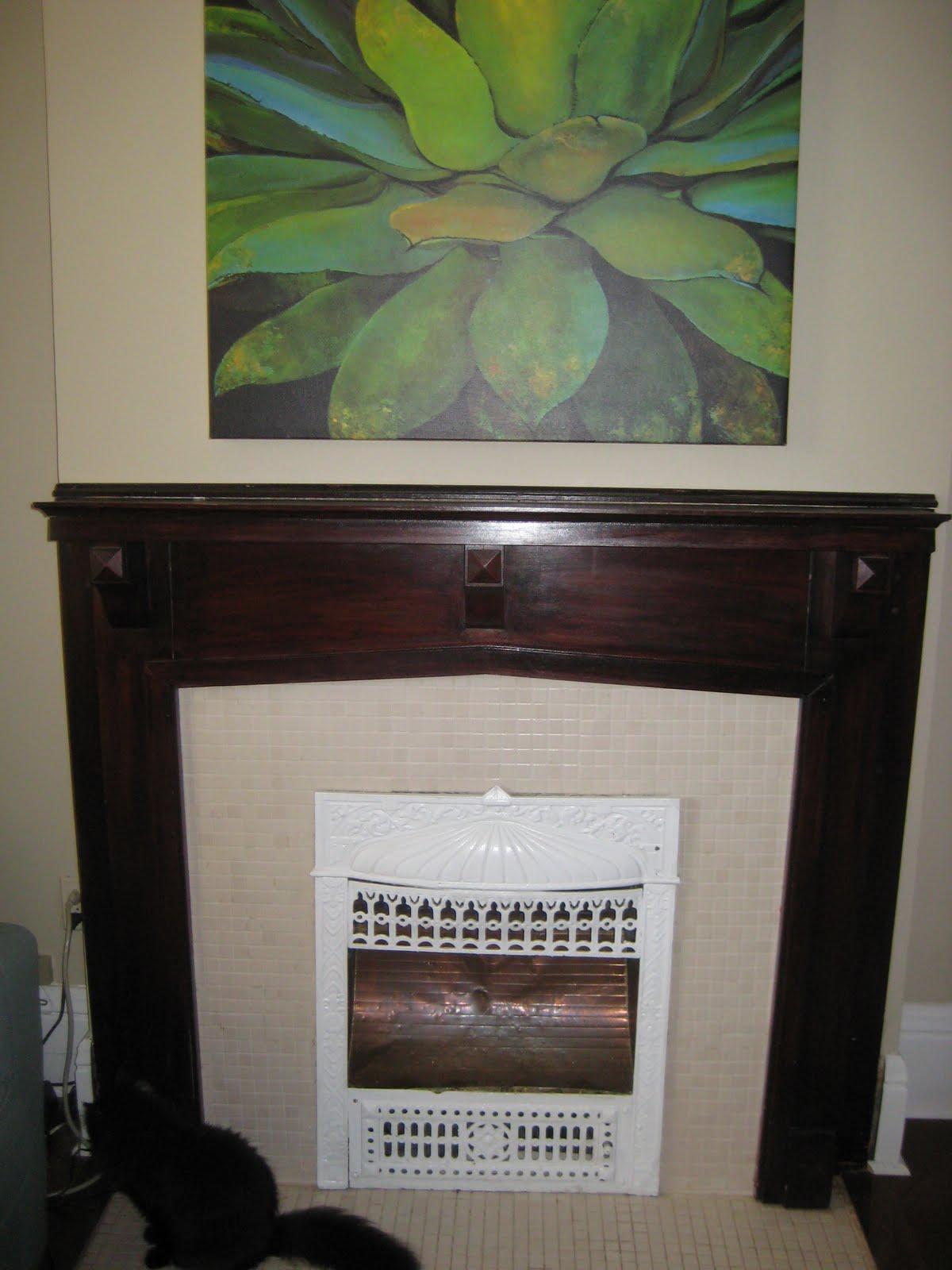 lovely shelter fireplace revamp