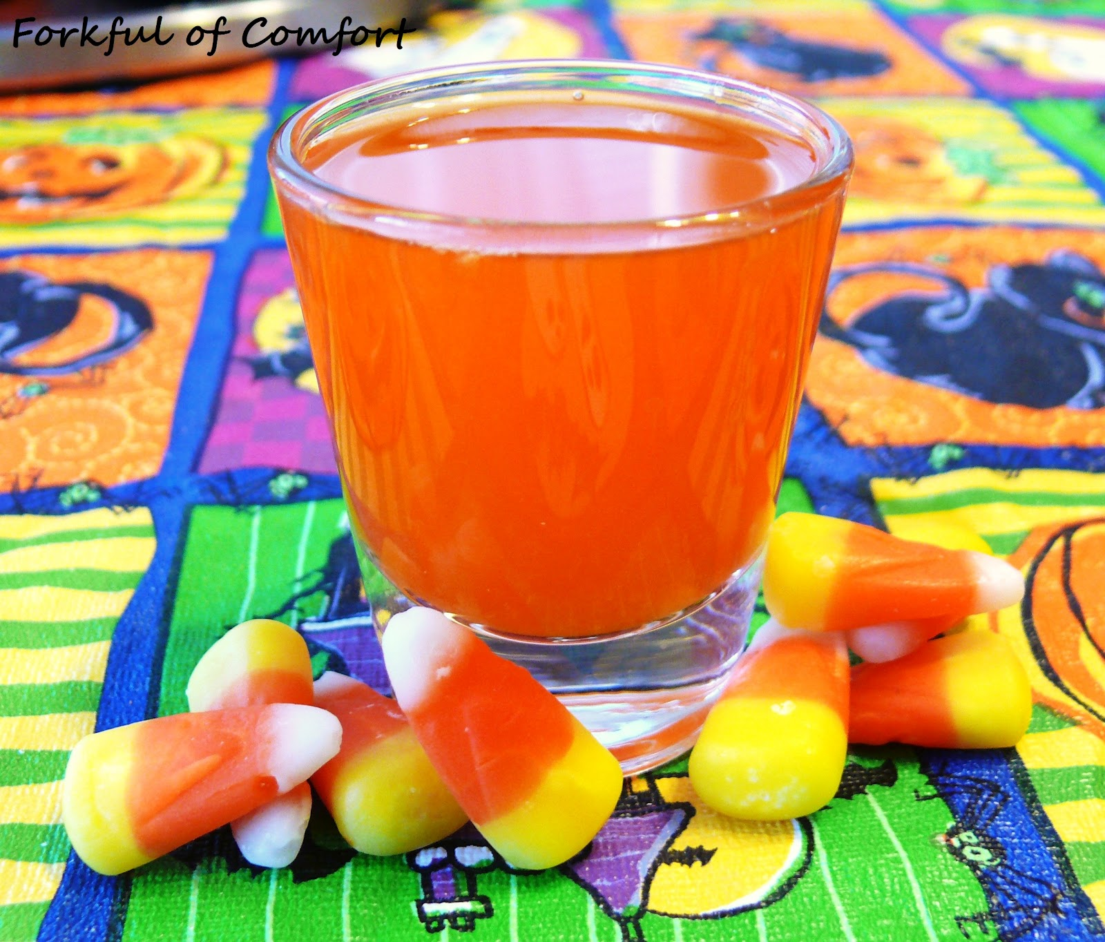 Forkful of comfort candy corn vodka for Morning cocktails with vodka