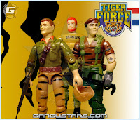 Tiger Force 1988 Euro Tiger comics G.I.ジョー g.i.joe manga Takara Japanese Joe ARAH rare foreign