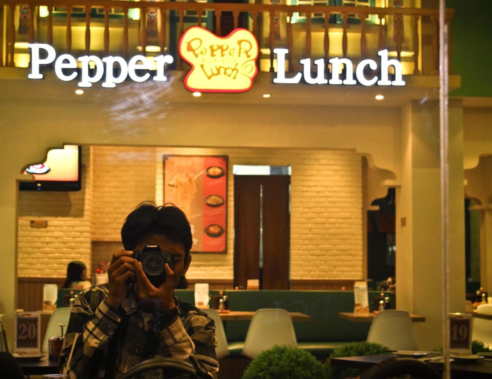 angki dan paper lunch