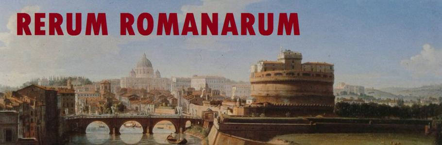 Rerum Romanarum