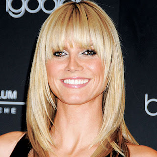 Heidi Klum Hairstyle Ideas for Women