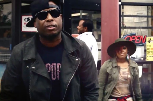 Vídeo - Talib Kweli & 9th Wonder – Every Ghetto (feat. Rapsody)