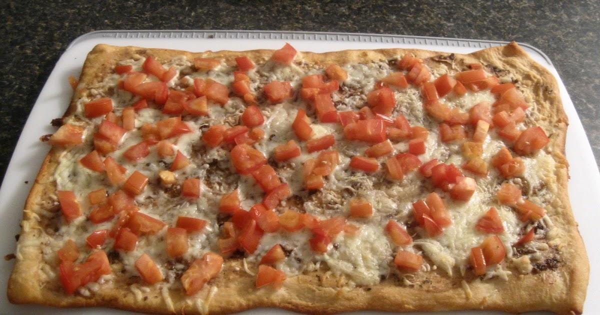 A Case Of Art Margherita Pizza