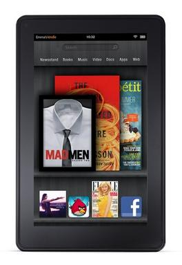 Amazon Kindle Fire I (First gen) Specs