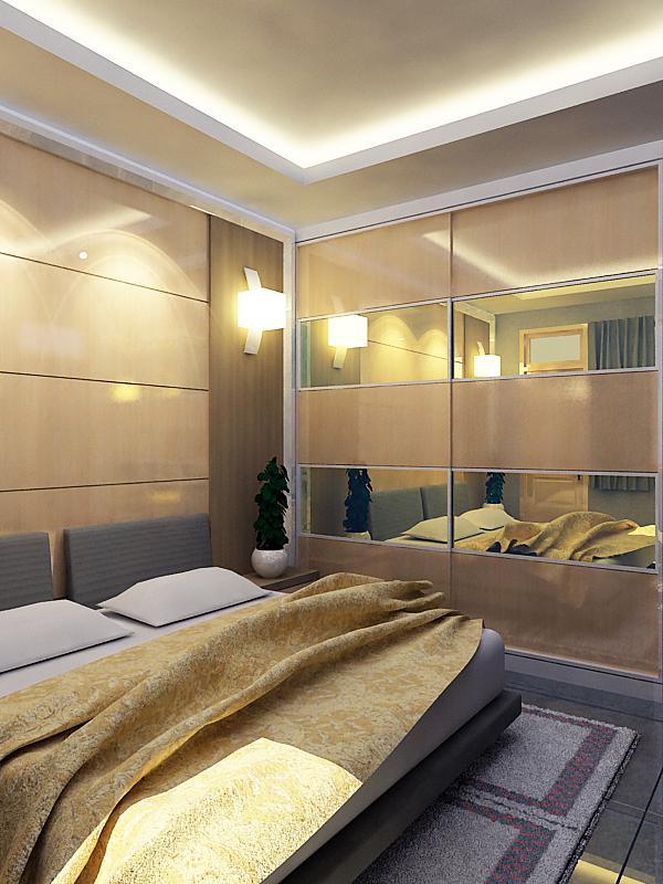 Sand Architexture Portfolio Master Bedroom Project Modern Minimalist Design