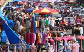 Pasar Grosir Metro Tanah Abang