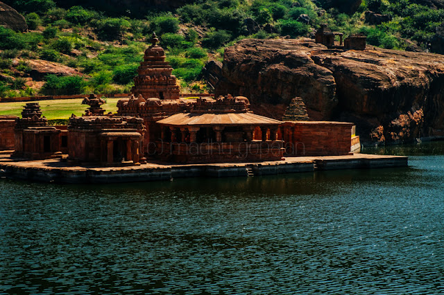 Bhootanatha Group of Temples, Badami