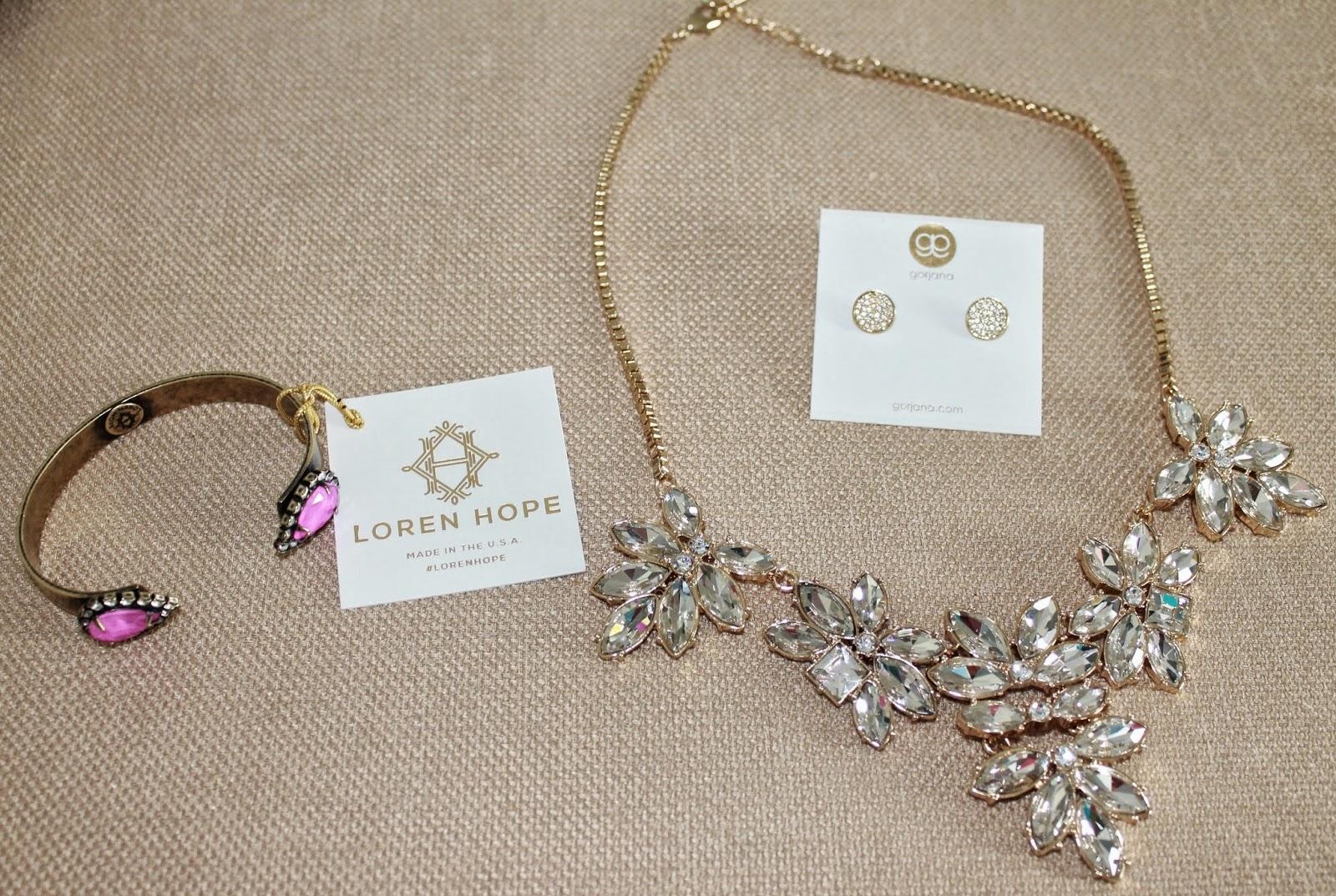 rocksbox 1st month free promo code gorjana designer jewelry