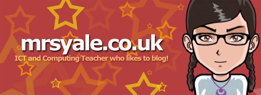 Mrs Yale's Blog