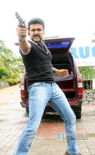 Surya's Singam Movie 4