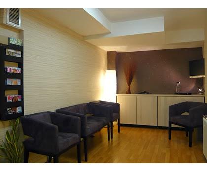 Foundation dezin decor office waiting area designs Chiropractic office designs