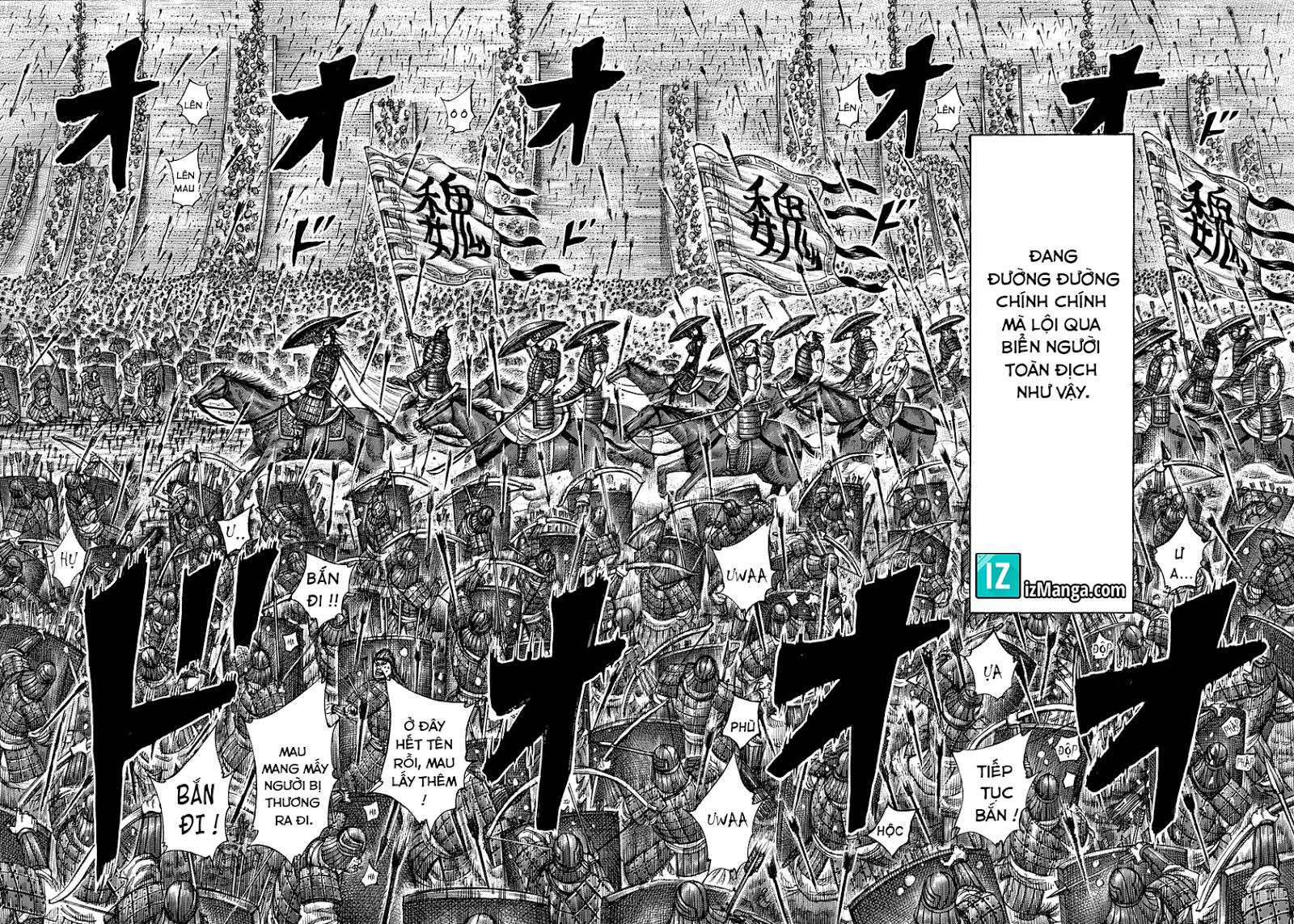 Kingdom - Vương Giả Thiên Hạ Chapter 301 page 10 - IZTruyenTranh.com