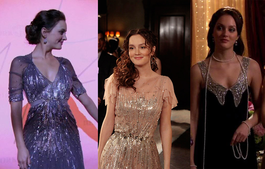 Fashion report  les plus beaux looks de Blair Waldorf