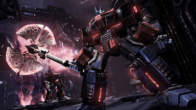 Transformers: War for Cybertron Screenshots 1