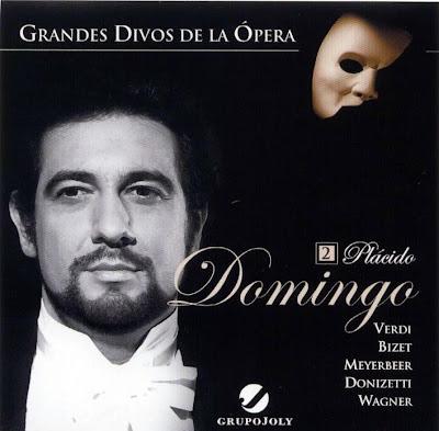 Grandes Divos de la Ópera-cd2-Plácido Domingo-carátula frontal