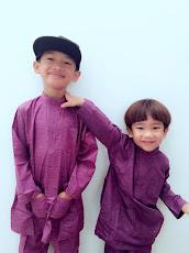 Coollection Baju Melayu Kanak-kanak