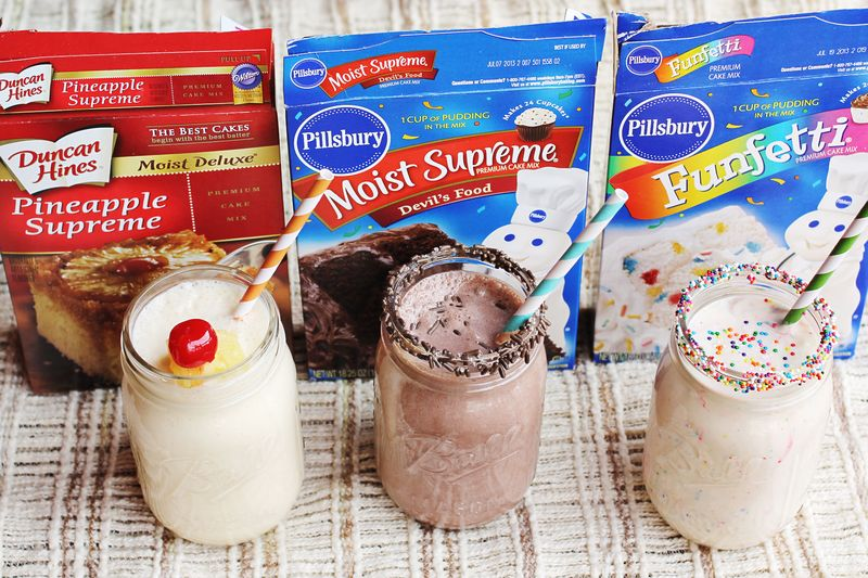 50 Milkshake Recipes by Taylor, Connor 1517655293