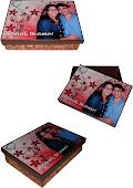 Caixa Personalizada com Fotos - 20 x 30Cm