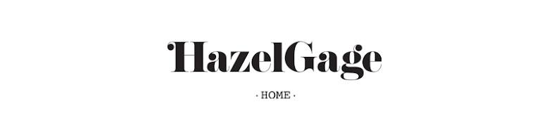 Hazel Homepage