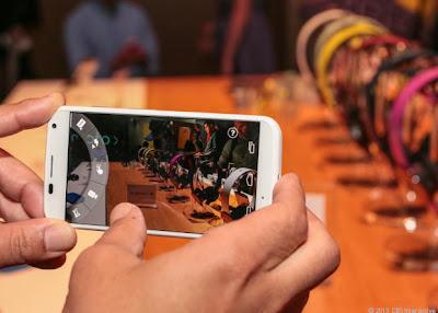Moto X - Camera
