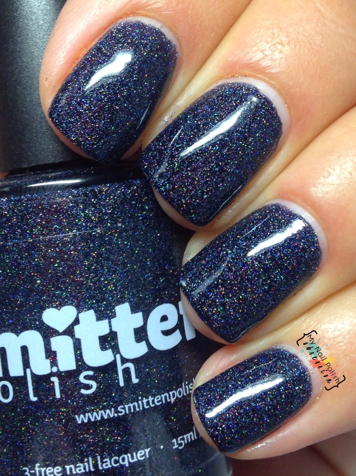 Smitten Polish Cauldron Bubble