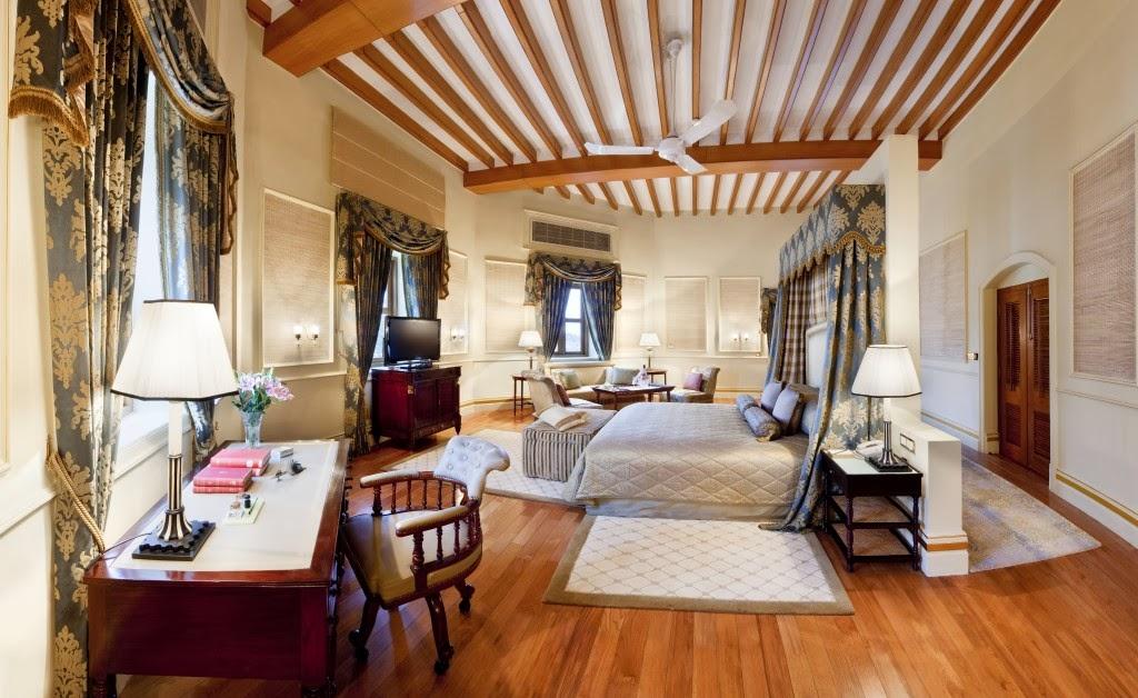 Nizam Suite, Taj Falaknuma Palace