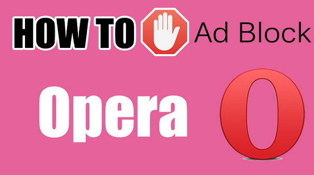 Opera Browser Par Ads Block Karen