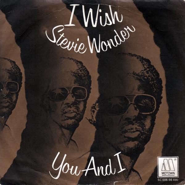 I Wish Stevie Wonder