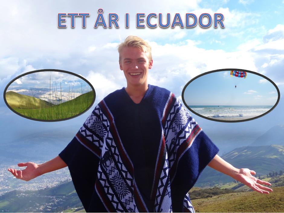 Ett år i Ecuador
