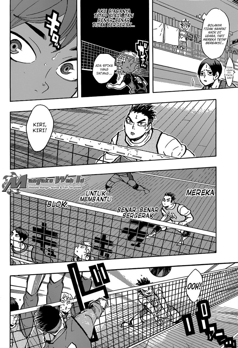Haikyuu!! Chapter 212-7