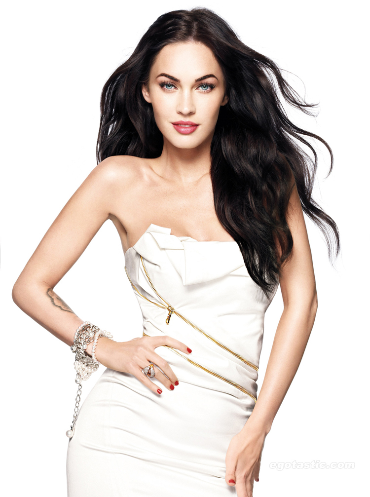 Fresh Look Like Megan Fox Hairstyles 11