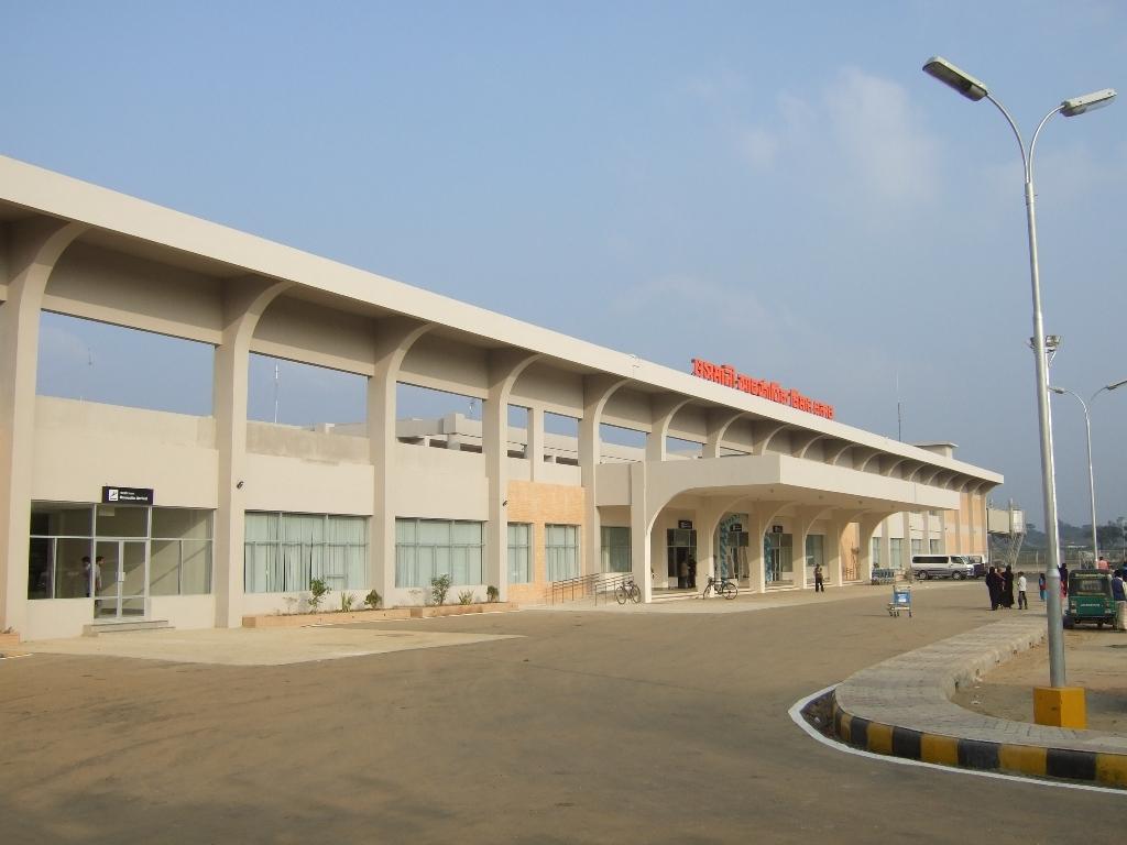 Aéroport Osmani de Sylhet (aéroport international Osmani de Sylhet) .2