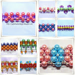 eBook Tutorial Bracelet Embroidery RM99 (10 design)