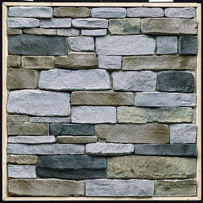 Simply vintageous by suzan stone cottages - Exterior stone veneer home depot ...