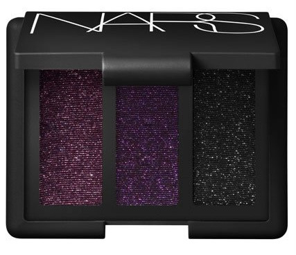 NARS Holiday 2011 Collection Swatches Eyeshadow Arabian Nights Trio