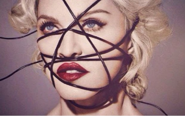 Portada album rebel heart illuminati mason satanico