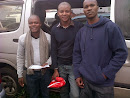 With Prosper After He Bought A Used Japanese Toyota Hiace In Durban