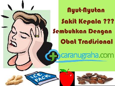 obat tradisional sakit kepala