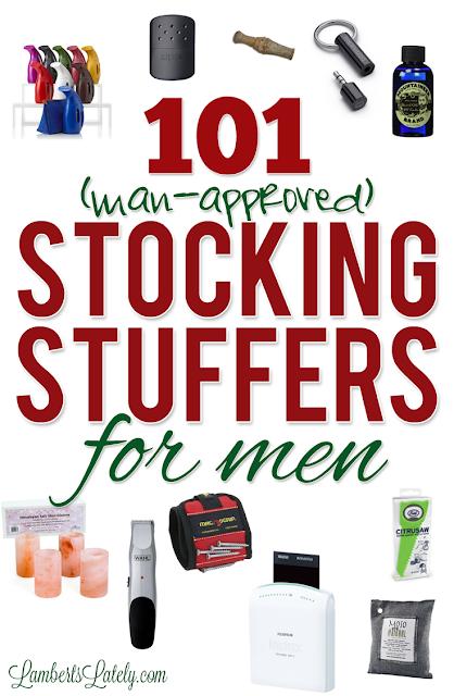 101 Stocking Stuffer Ideas For Men