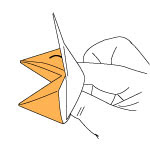 Talktive Fox Origami