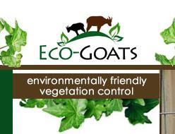 logo for Ecogoats