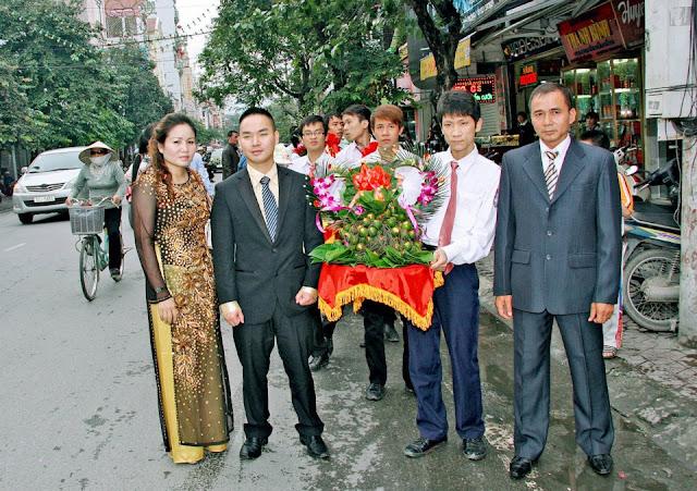 Vietnam Versandhandel Braut